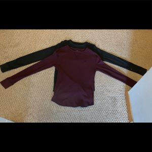 American Eagle Outfitters Shirts - AE Long Sleeve